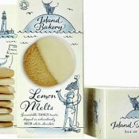 Isle of Mull Bakery, Lemon Melts