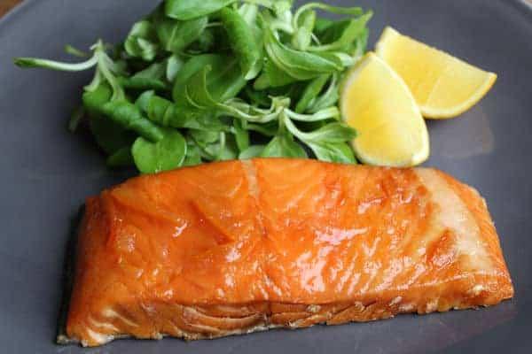 Marmalade Salmon 1