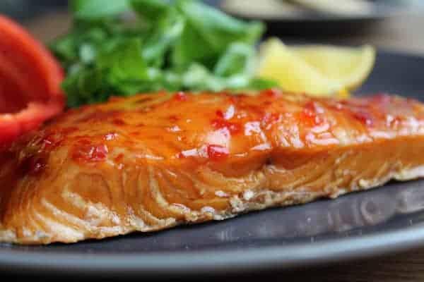 Chilli Salmon