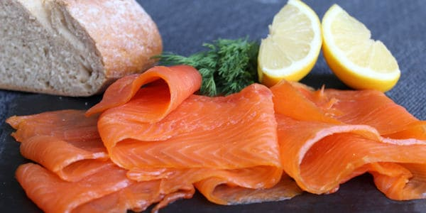 Tobermory Smoked Trout