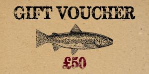 Gift Voucher £50 Tobermory Fish Company
