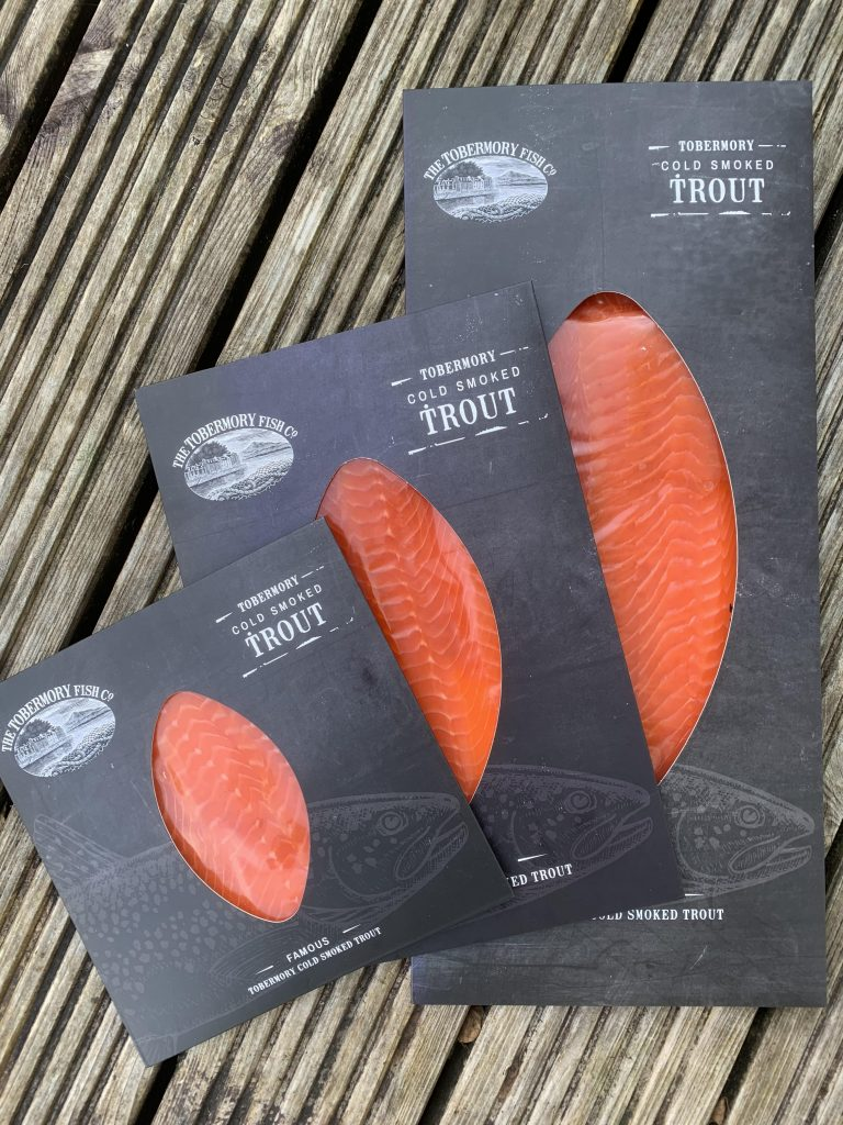 Tobermory Trout Gift Christmas