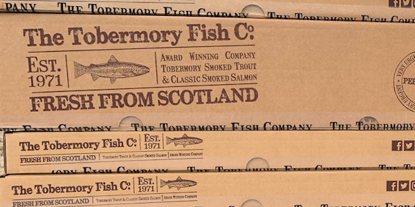 Send someone special a Tobermory Gift Box